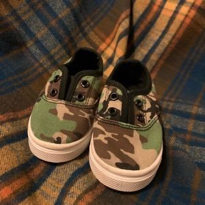Camp Oomphie Shoes